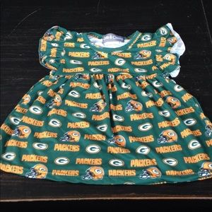 Other - Green Bay packers dress